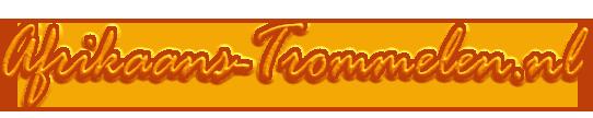 Afrikaans Trommelen